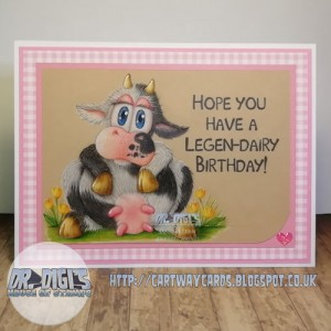 Cuddly Critters Cow