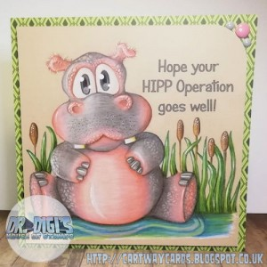 Cuddly Critters Hippo