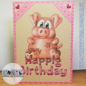Cuddly Critters Pig