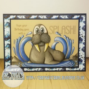 Cuddly Critters Walrus