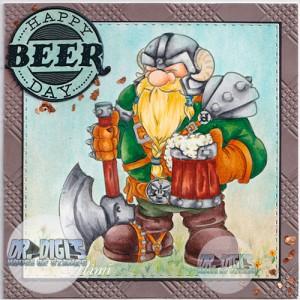 Dimble the Ale Destroyer