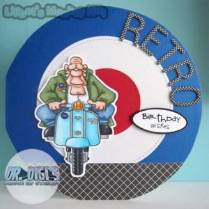 Melvin the Mod
