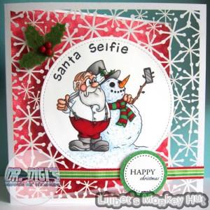 Selfie Santa