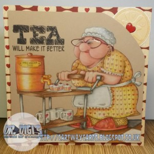 Tea Trolly Dolly