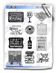 Wine sentiment sheet