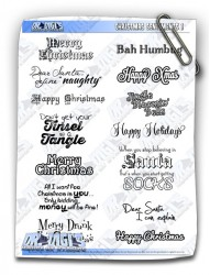 Christmas Sentiments sheet 01