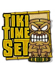 Tiki Time Set