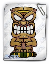 Tiki Head 01 colour