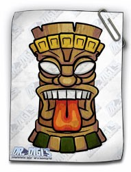 Tiki Head 02 colour