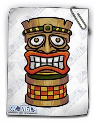 Tiki Head 03 colour