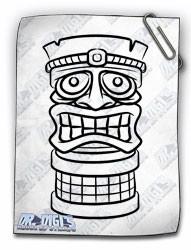 Tiki Head 03