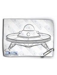 UFO free Digital stamp