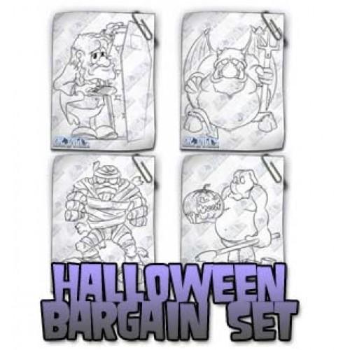 Halloween Bargain Set